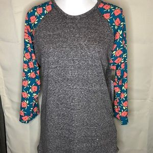 LuLaRoe RANDY Tee LARGE